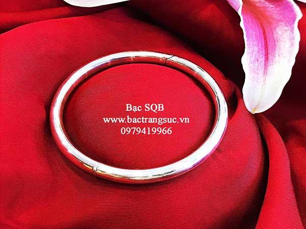 Lắc tay bạc nữ BRA-1472A