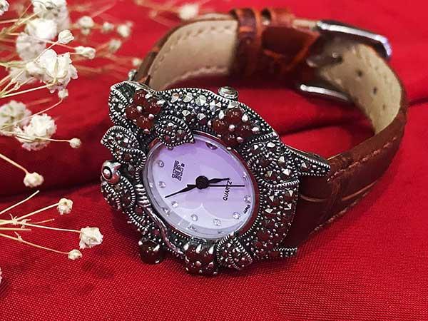 Đồng hồ bạc WA-168