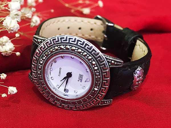 Đồng hồ bạc WA-180