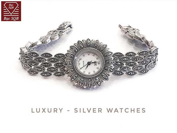 Đồng hồ bạc WA-113