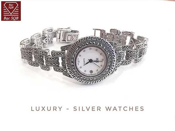 Đồng hồ bạc WA-154