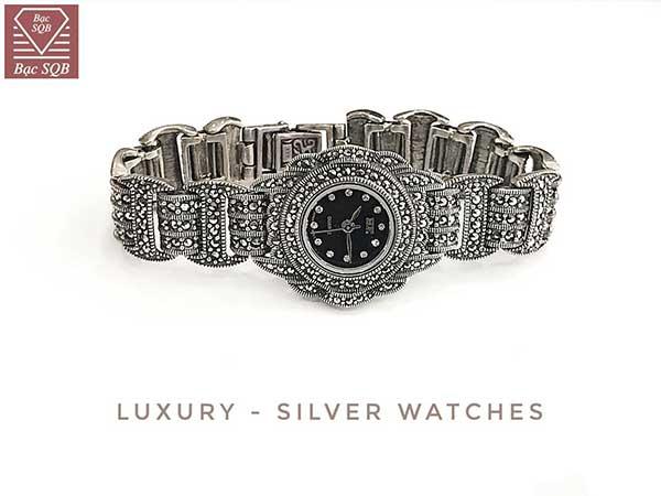 Đồng hồ bạc WA-224
