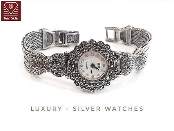 Đồng hồ bạc WA-64