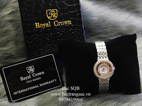Đồng hồ nữ Royal Crown WA-W342