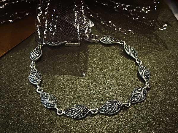 Lắc tay bạc nữ BRA-1428