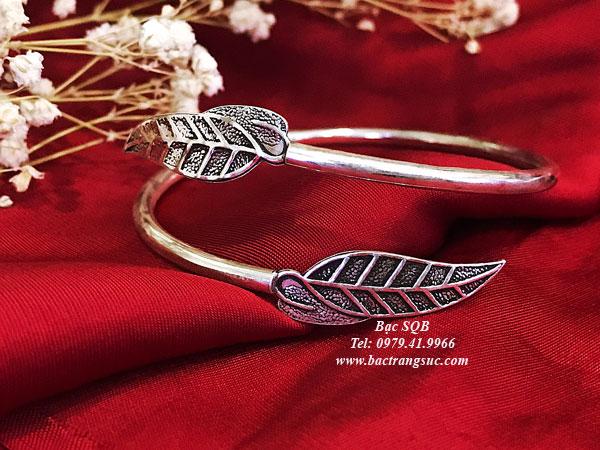 Lắc tay bạc BRA-1420