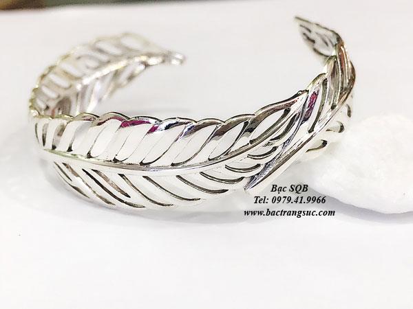 Lắc tay bạc BRA-1423