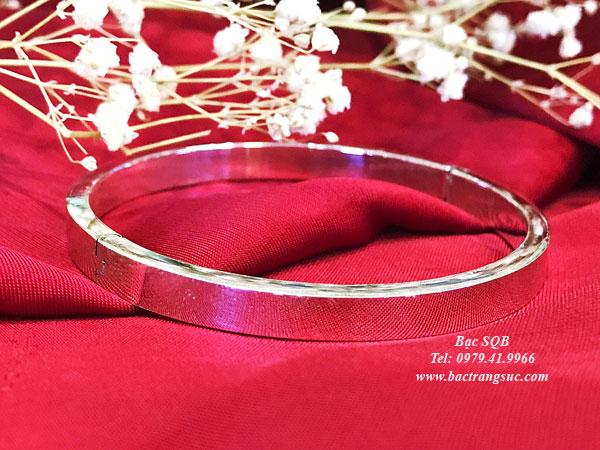 Lắc tay bạc BRA-976