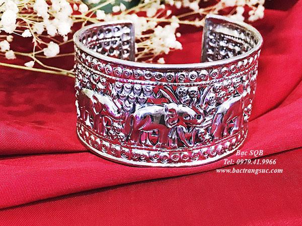 Lắc tay bạc BRA-1421