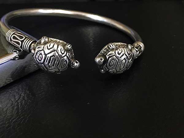 Lắc tay bạc nam BRA-1291