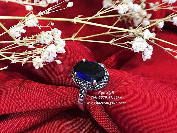 Nhẫn bạc RI-2519
