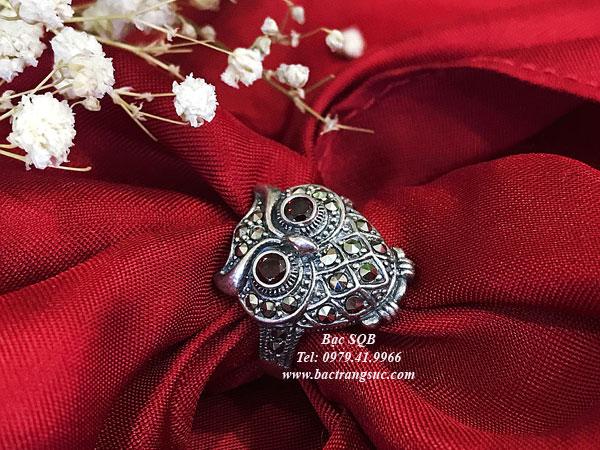 Nhẫn bạc RI-2569