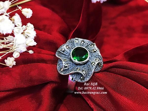 Nhẫn bạc RI-2701