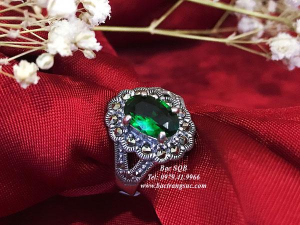 Nhẫn bạc RI-2741