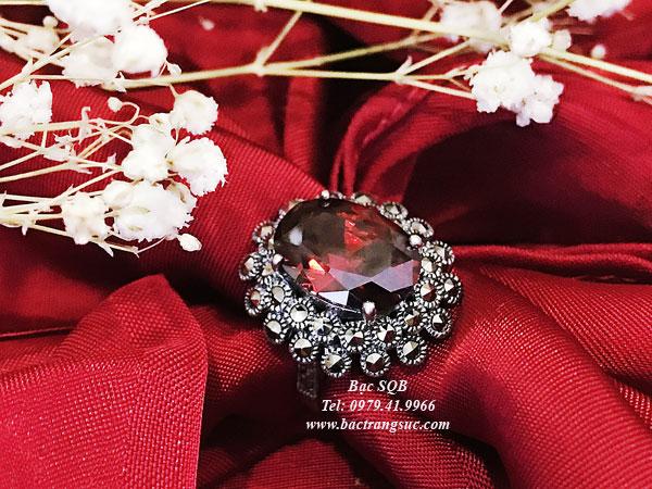 Nhẫn bạc RI-2770