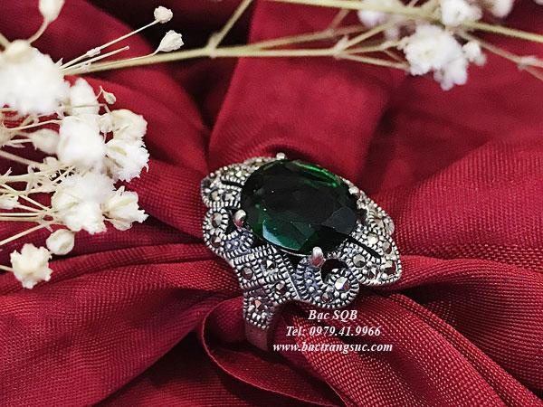 Nhẫn bạc RI-2813