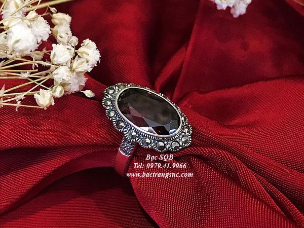Nhẫn bạc RI-2845