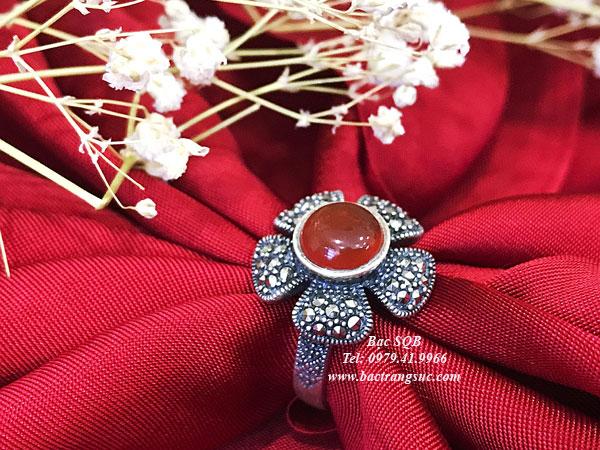 Nhẫn bạc RI-3017