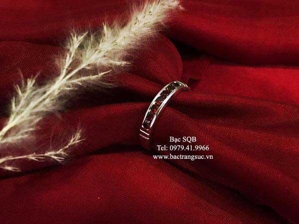 Nhẫn bạc RI-1532