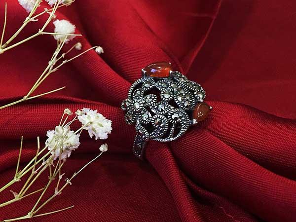 Nhẫn bạc nữ RI-2345