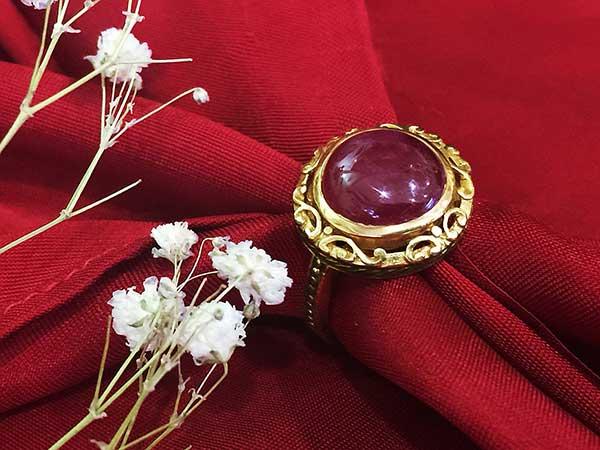 Nhẫn bạc nữ RI-2395