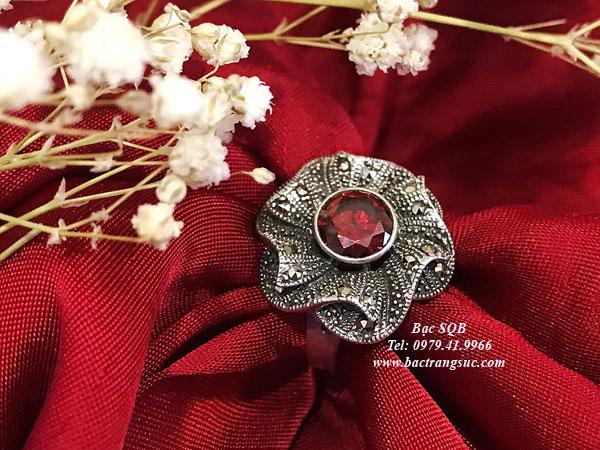 Nhẫn bạc RI-2720