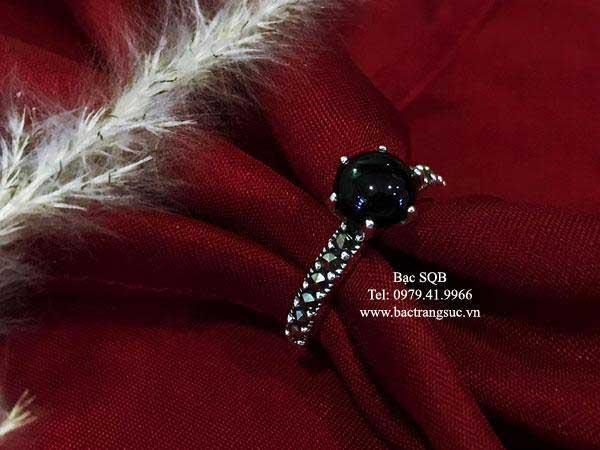 Nhẫn bạc RI-3083