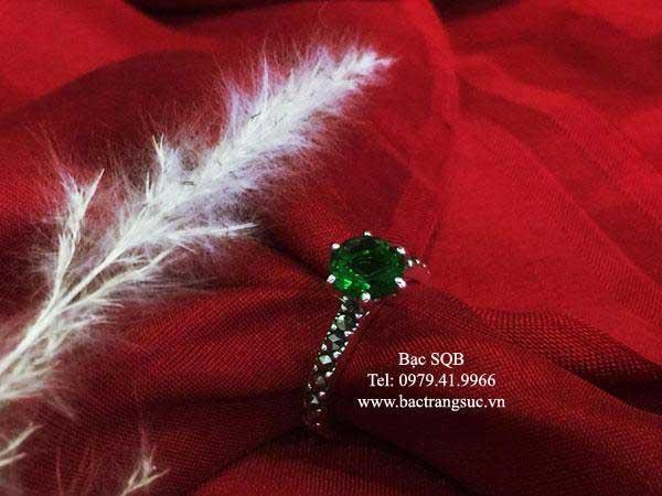 Nhẫn bạc RI-3084
