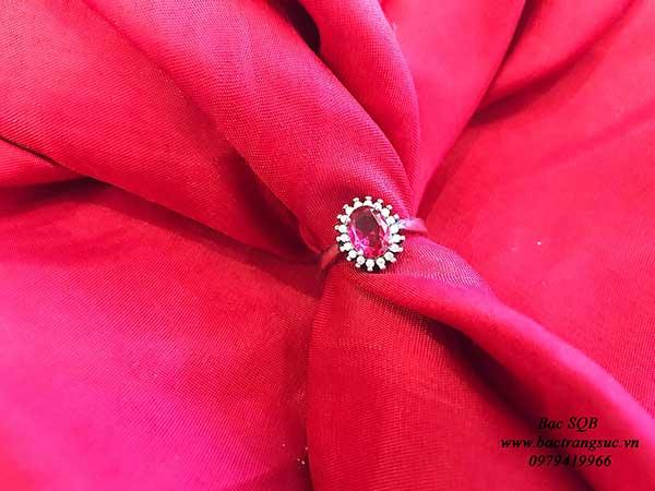 Nhẫn bạc nữ RI-3101 (OFF 50%)
