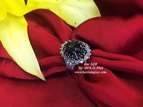 Nhẫn bạc RI-3051