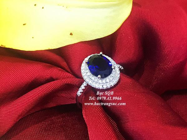 Nhẫn bạc RI-3052
