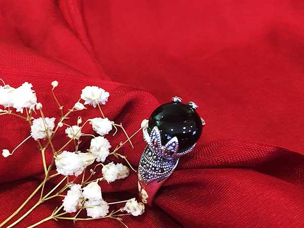 Nhẫn bạc nữ RI-2972