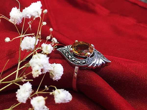 Nhẫn bạc nữ RI-3019
