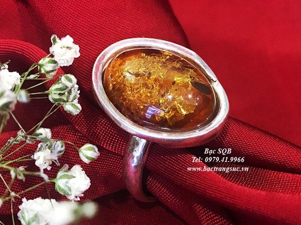 Nhẫn bạc nữ RI-3065