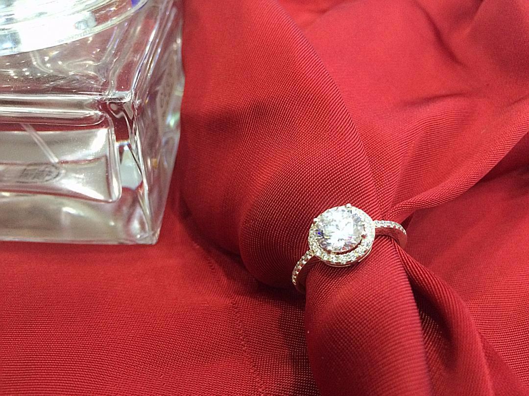 Nhẫn bạc RI-2948