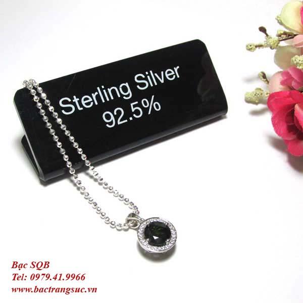 Mặt dây chuyền bạc nữ PD-2589 OFF 50%