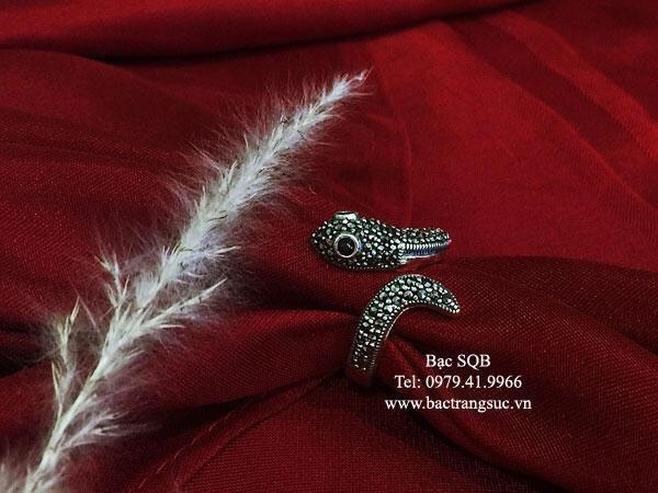 Nhẫn bạc nữ RI-2535