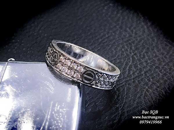 Nhẫn bạc Thái nam RI-2899 (OFF10%)