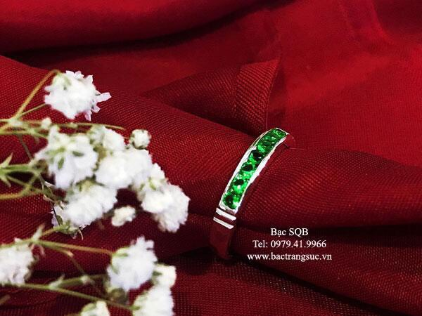 Nhẫn bạc nữ RI-3089