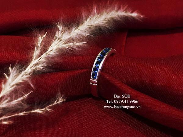 Nhẫn bạc nữ RI-3091