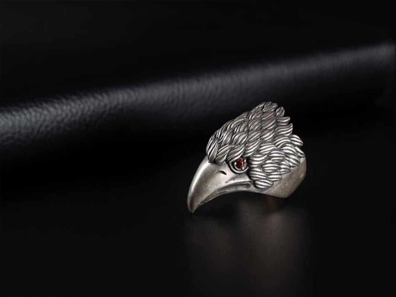 Nhẫn bạc Nam