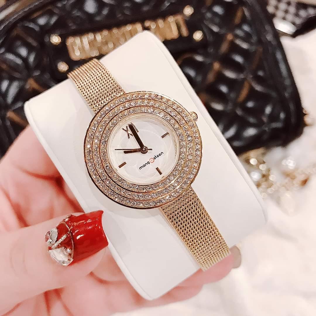 Đồng hồ nữ chính hãng Mangosteen