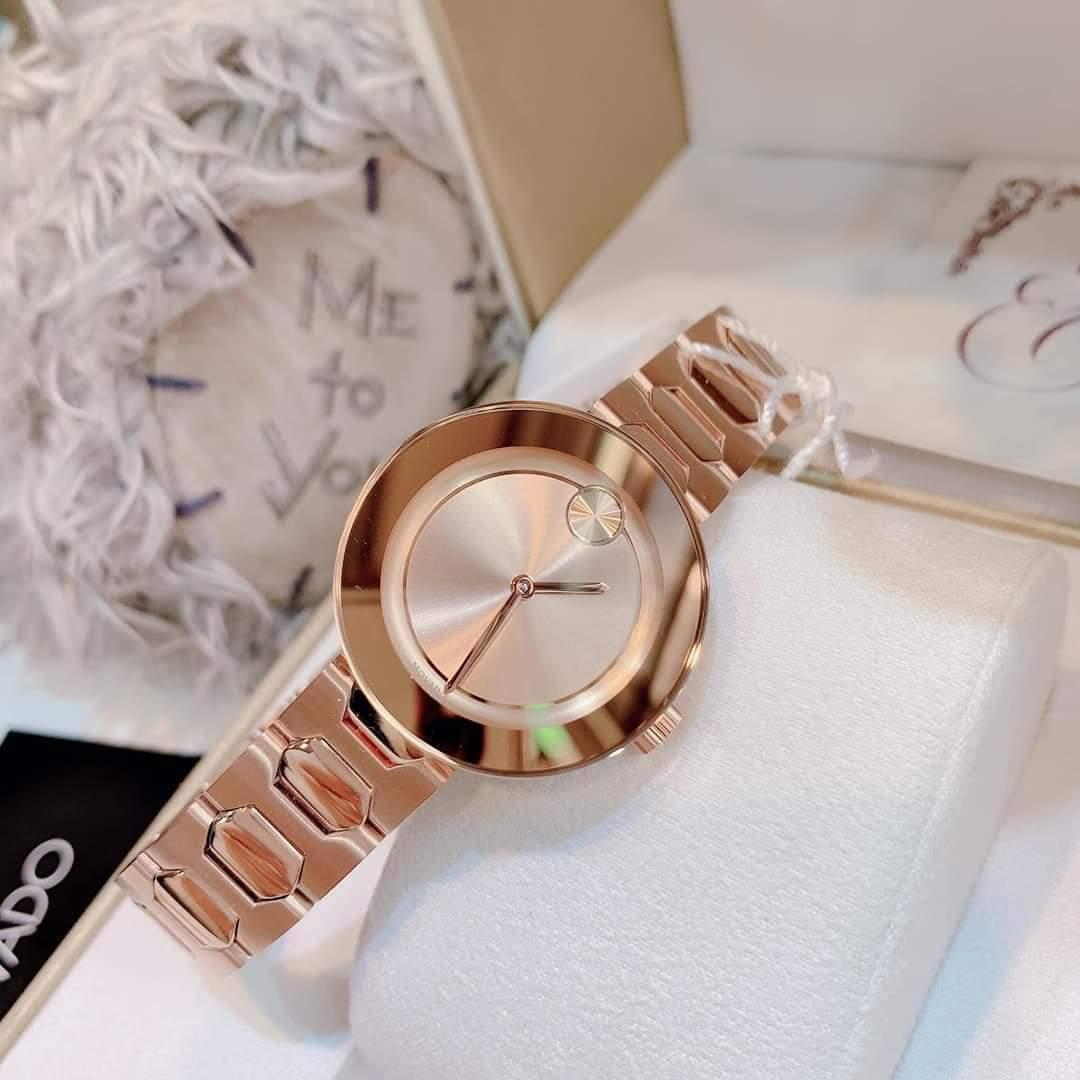 Đồng hồ nữ chính hãng Movado Bold 3600387