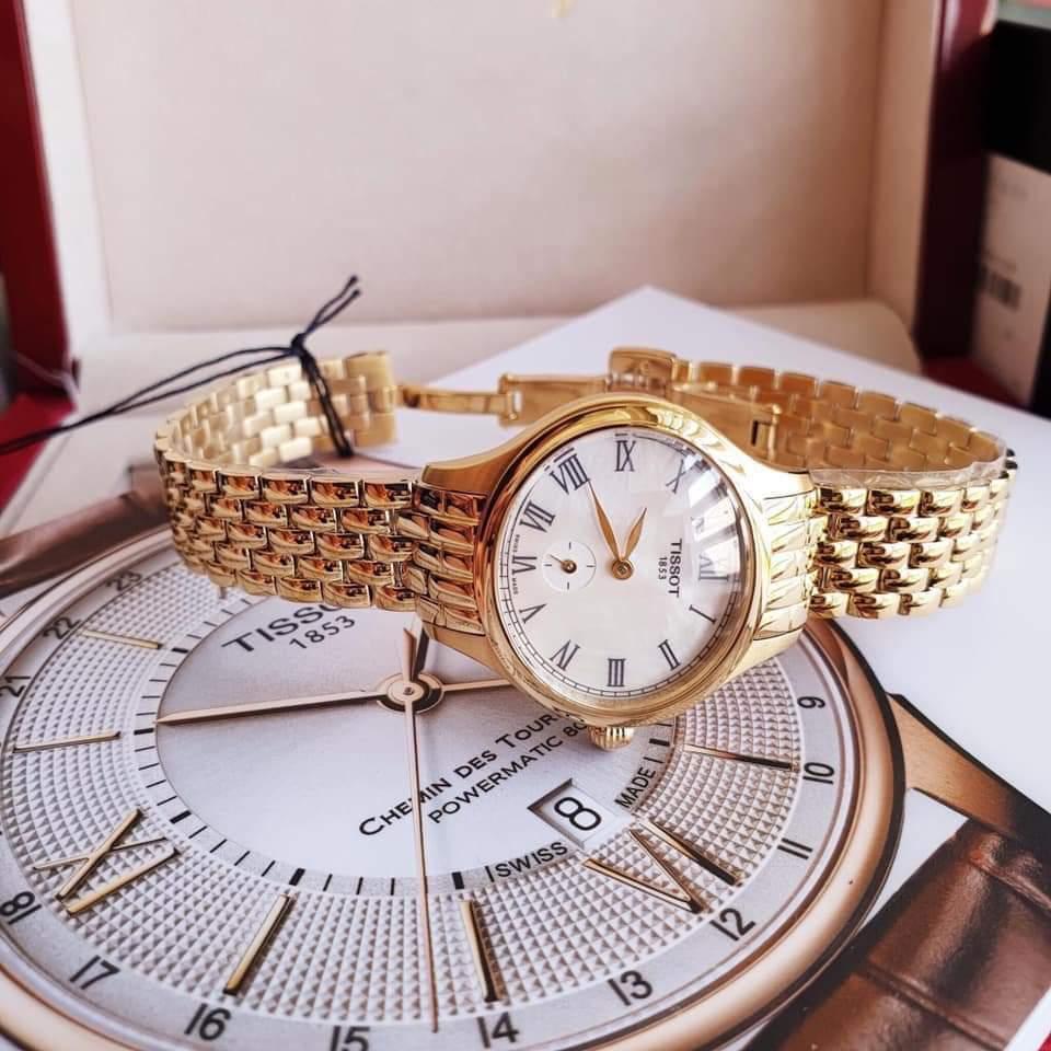 Đồng hồ nữ chính hãng TISSOT Bella Ora Piccola Ladies Watch