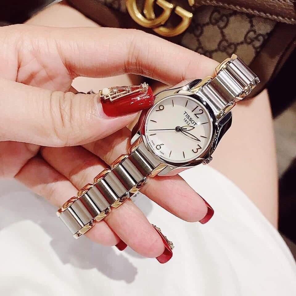 Đồng hồ nữ chính hãng Tis.sot T023.210.22.117.00