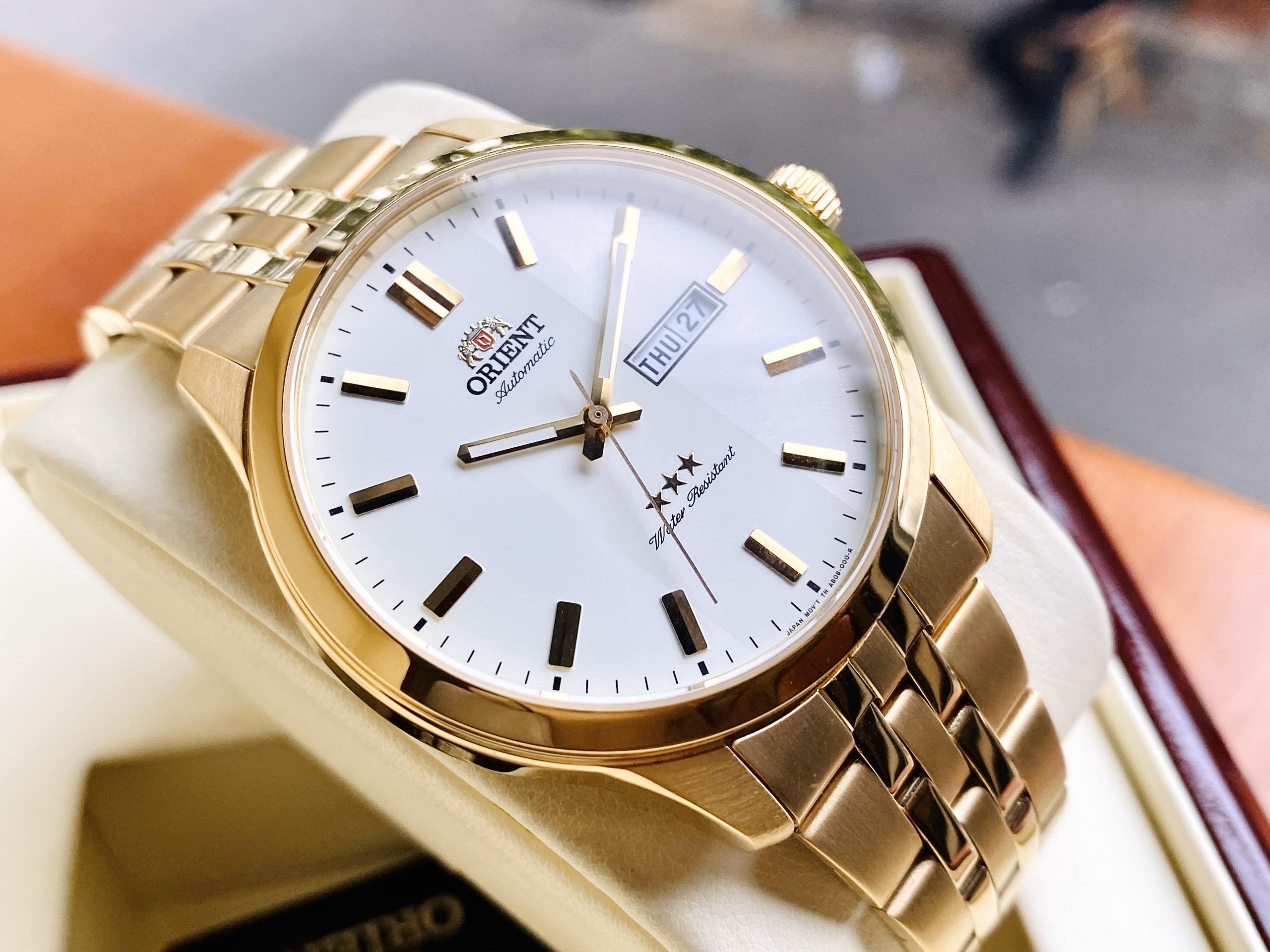 Đồng hồ nữ chính hãng Orient Automatic RA-AB0012S19B