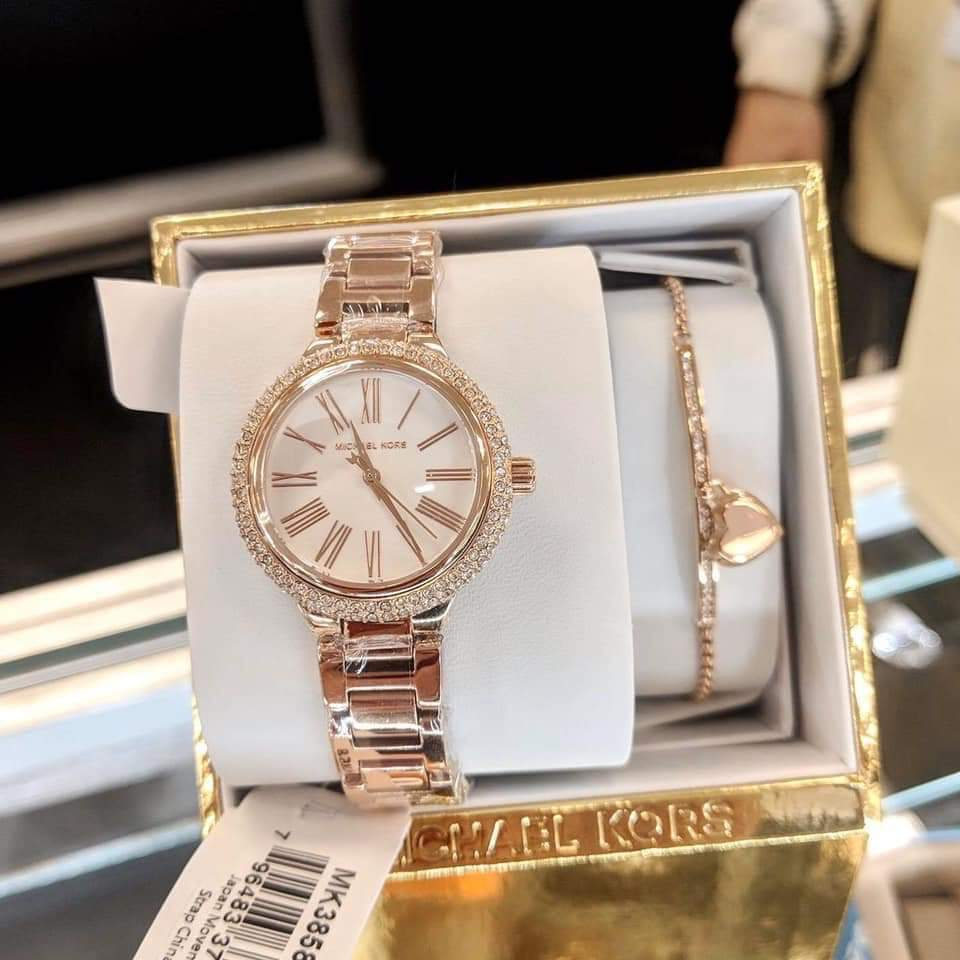 Đồng hồ nữ chính hãng Michael Kors MK3858