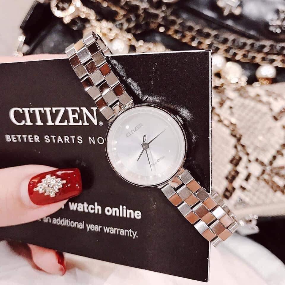 Đồng hồ nữ chính hãng Citizen EW5500-81A