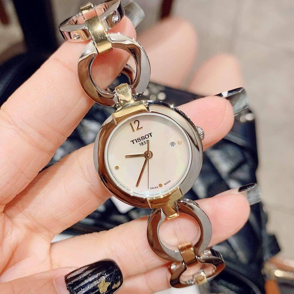 Đồng hồ nữ chính hãng Tissot T0842102211700