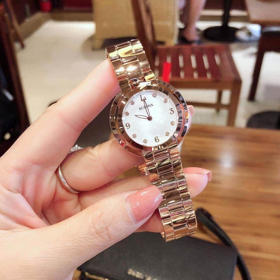 Đồng hồ nữ chính hãng Bulova